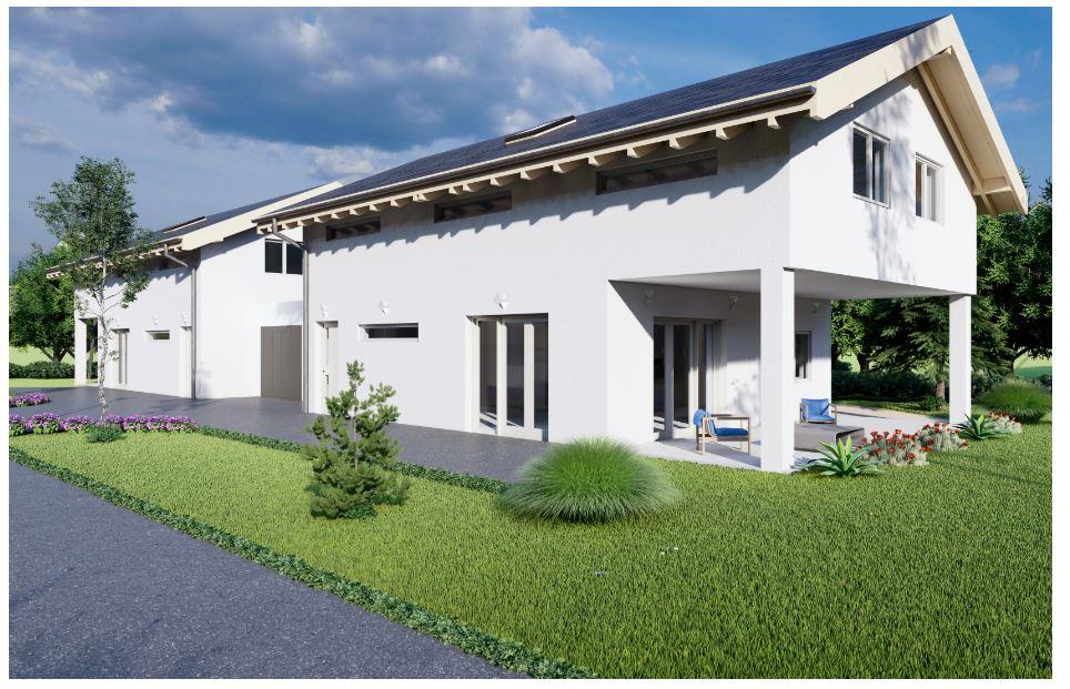 Villa à Fully par Modulor SA